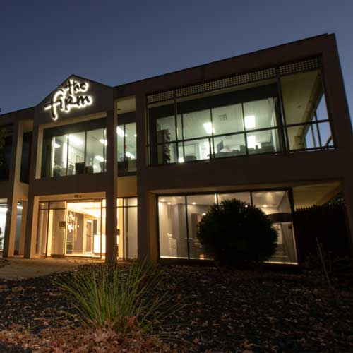 The Accounting Firm Building Canberra